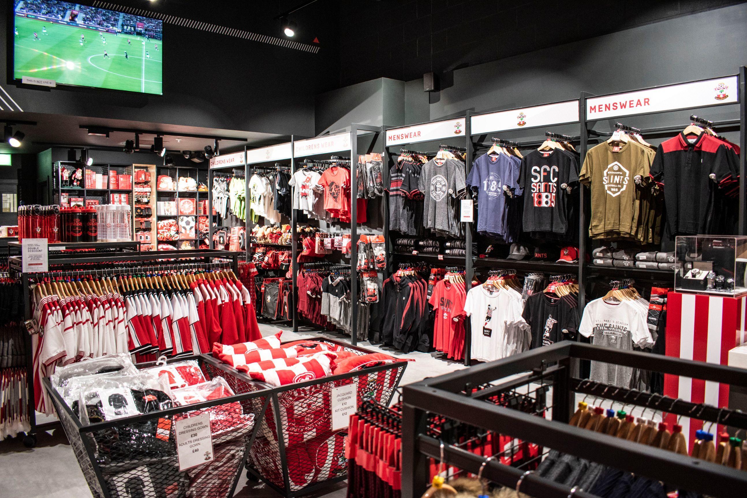 Saints Store