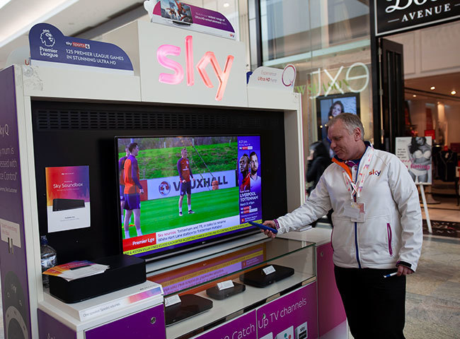 Sky Retail Stores (Marlands)