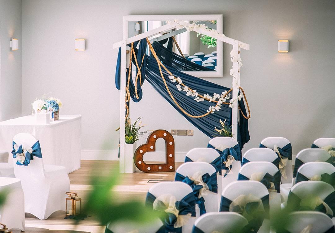 Southampton harbour hotel weddings