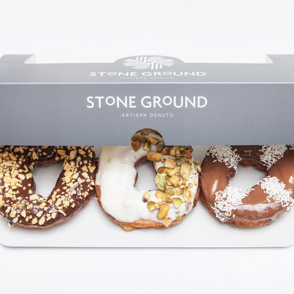 Stone Ground Donuts
