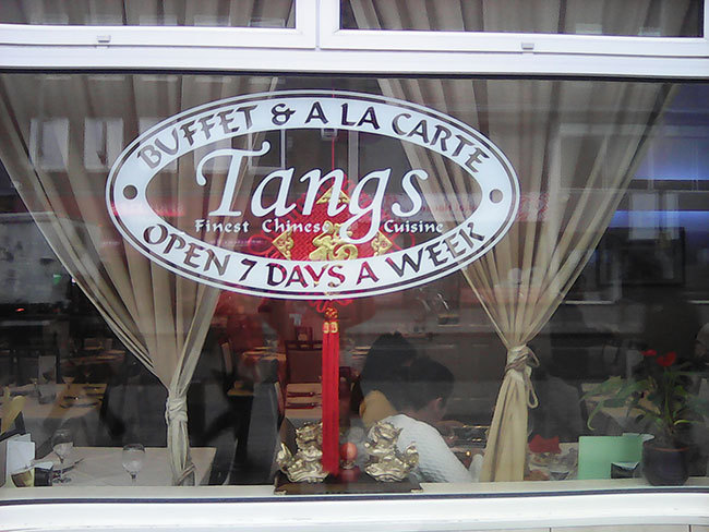 Tang's Chinese Restaurant