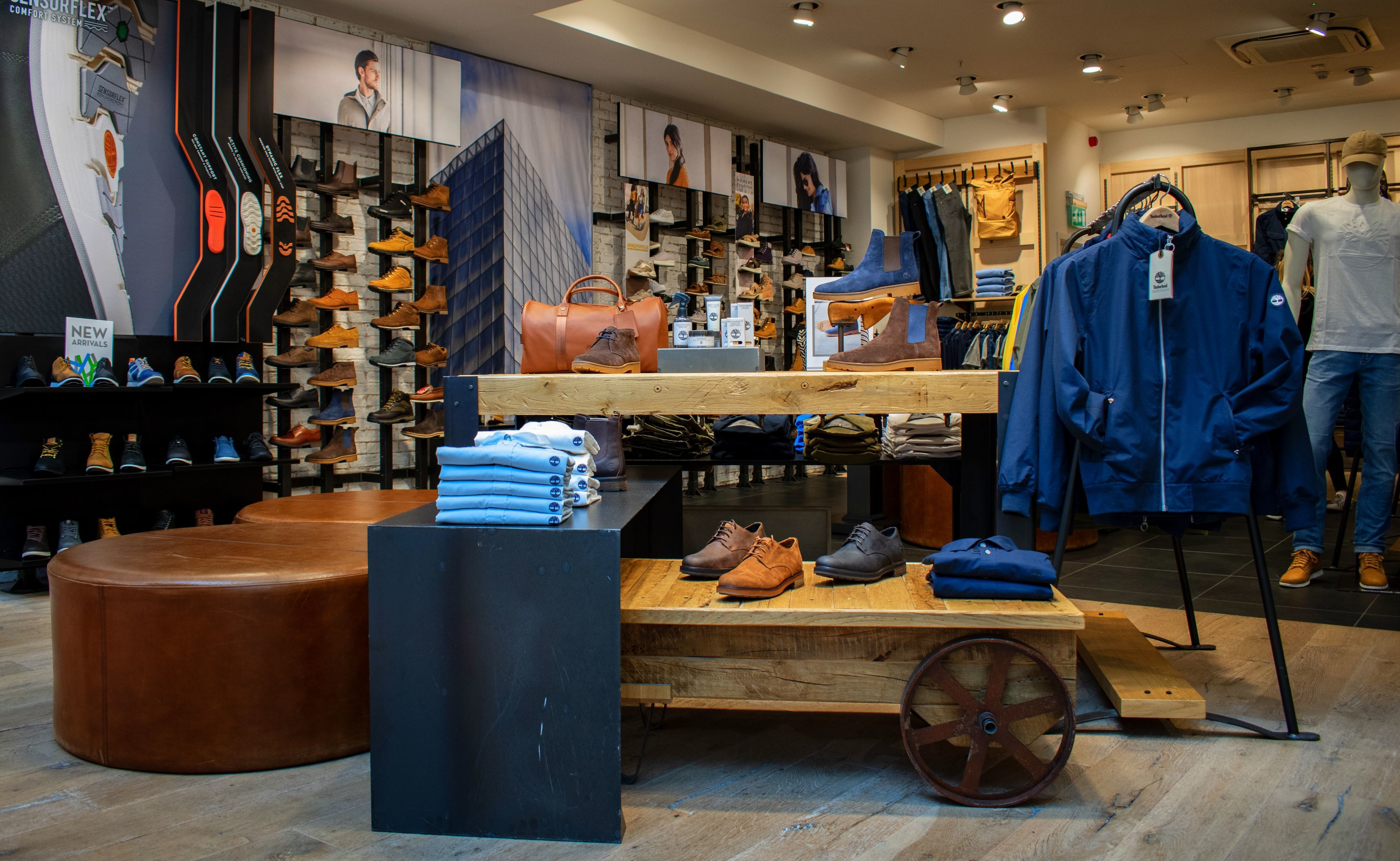 vip boutique shop timberland