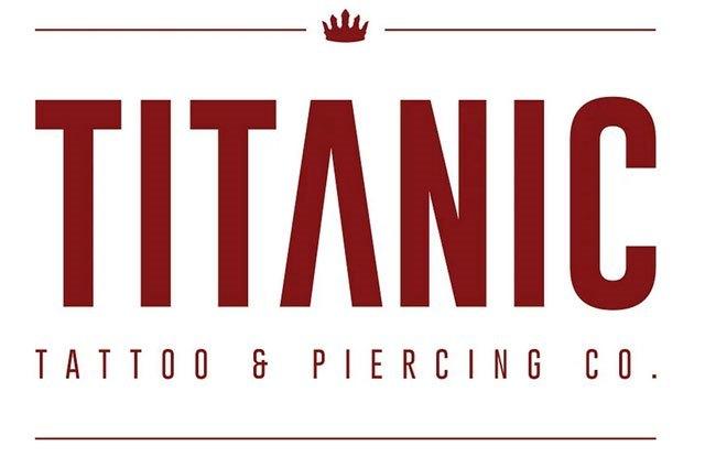 Titanic Tattoo and Piercings