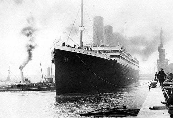 Walk the Secrets of the Titanic