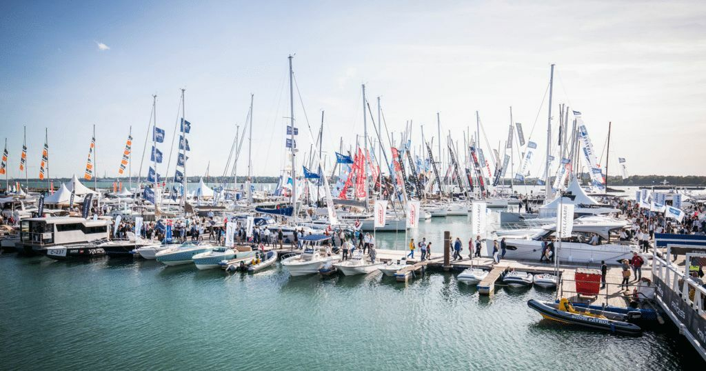 Southampton's International Boat Show sails into the Solent