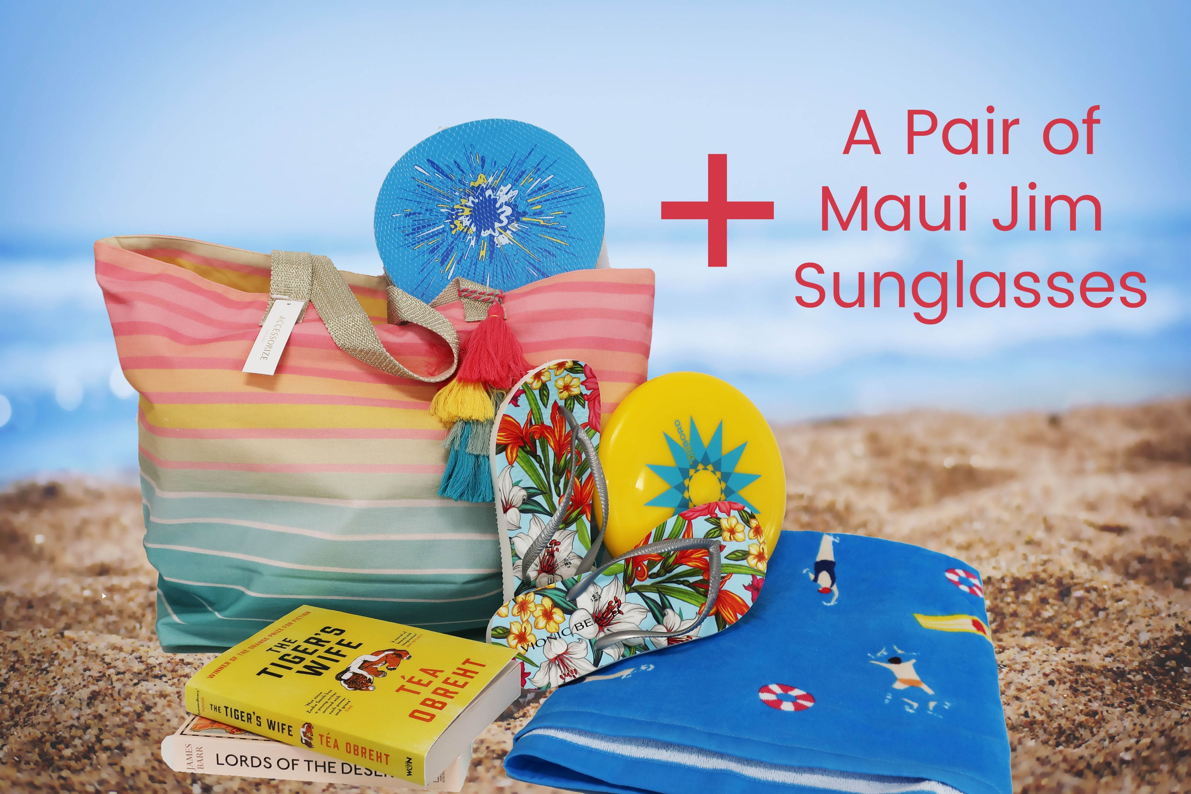 Win a Beach Bundle For Seaside in the Square