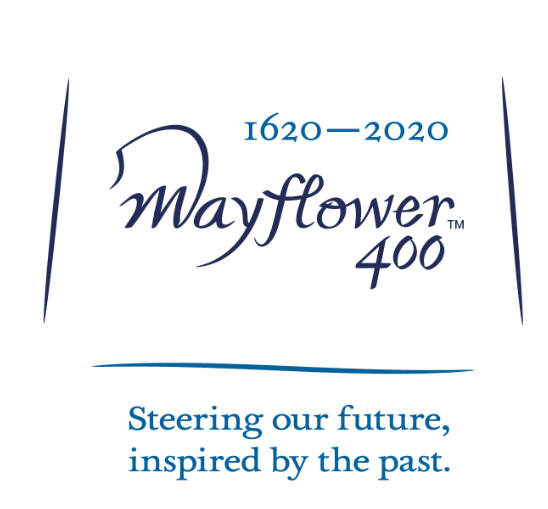 1620 - 2020 Mayflower 400 - steering our future, inspired by the past.