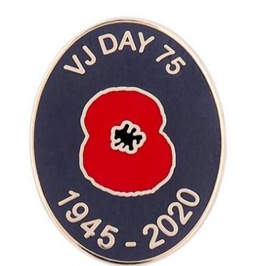 RBL lapel badge image