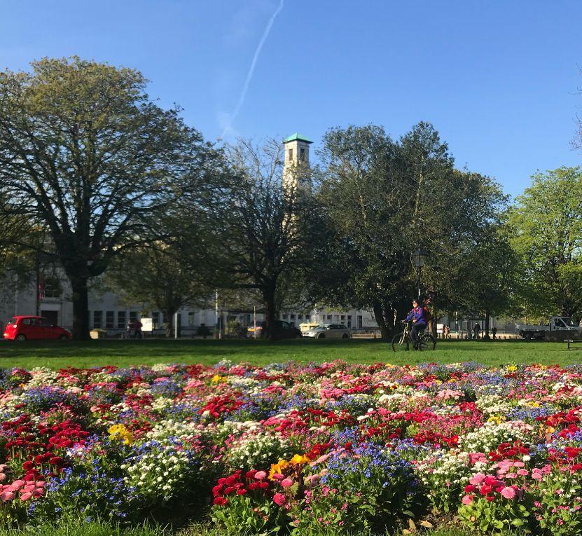 10 southampton green spaces Watts park
