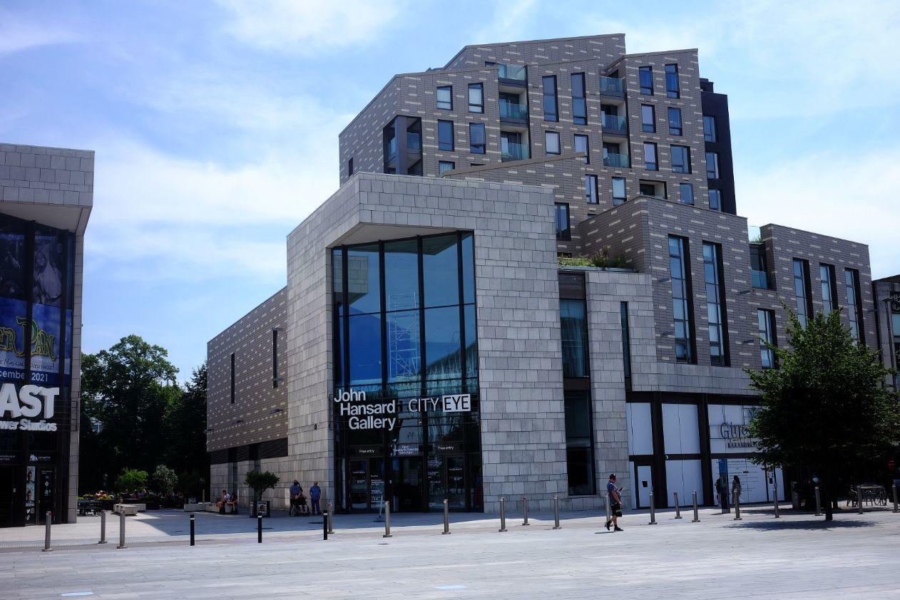 4 John Hansard Gallery