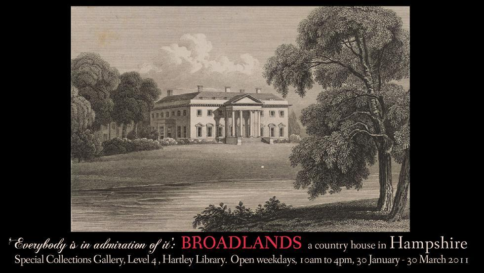 Broadlands exhbition