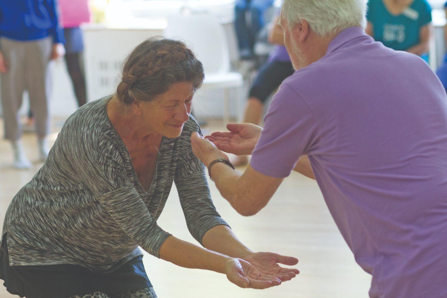 Dance For Parkinsons Class