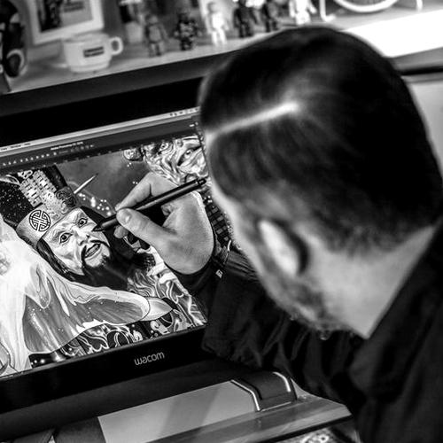 Guy Strauber Artist