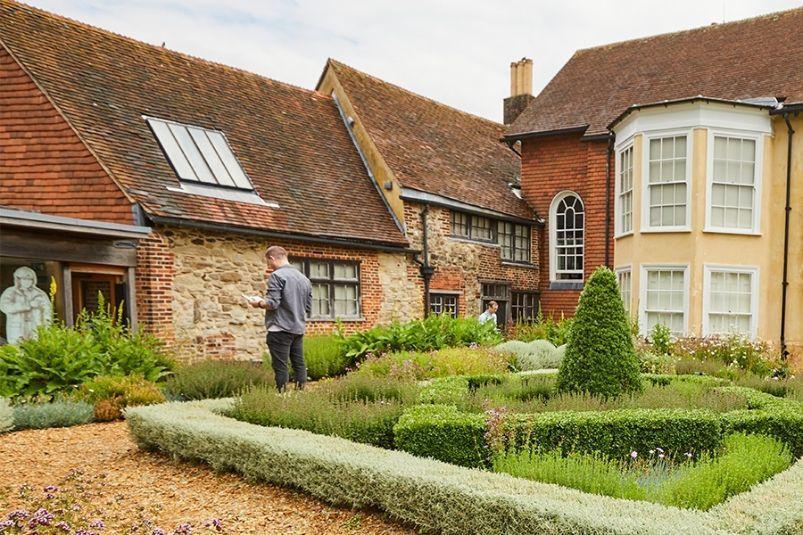 Tudor House Gardens