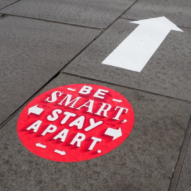 Be Smart Stay Apart