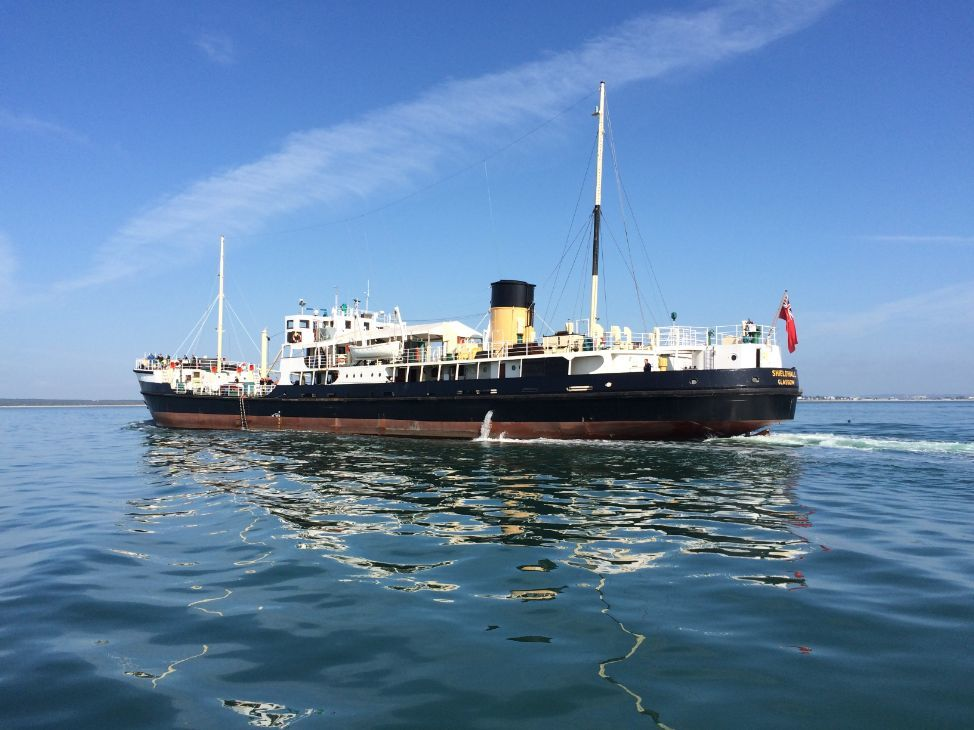 Father's Day: Make the most of Southampton waterways experiences