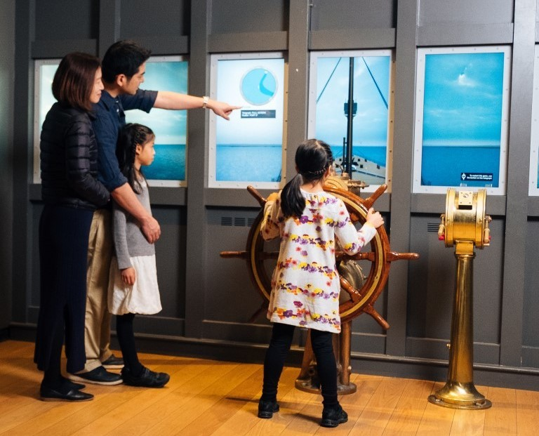 City history Titanic rev