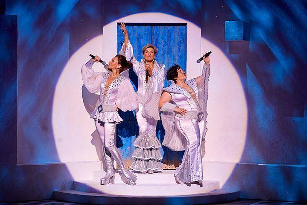 Mamma Mia stage show